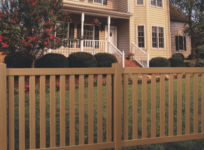 Kroy By Ply Gem Picket Fence Professional Builder