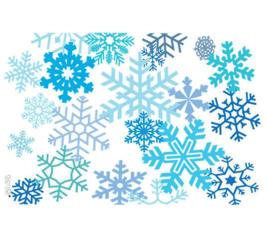 Snowflakes Tervis