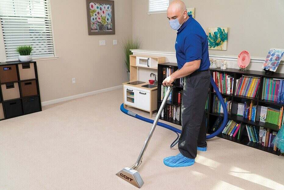 1 Orange County Carpet Cleaning Services | COIT