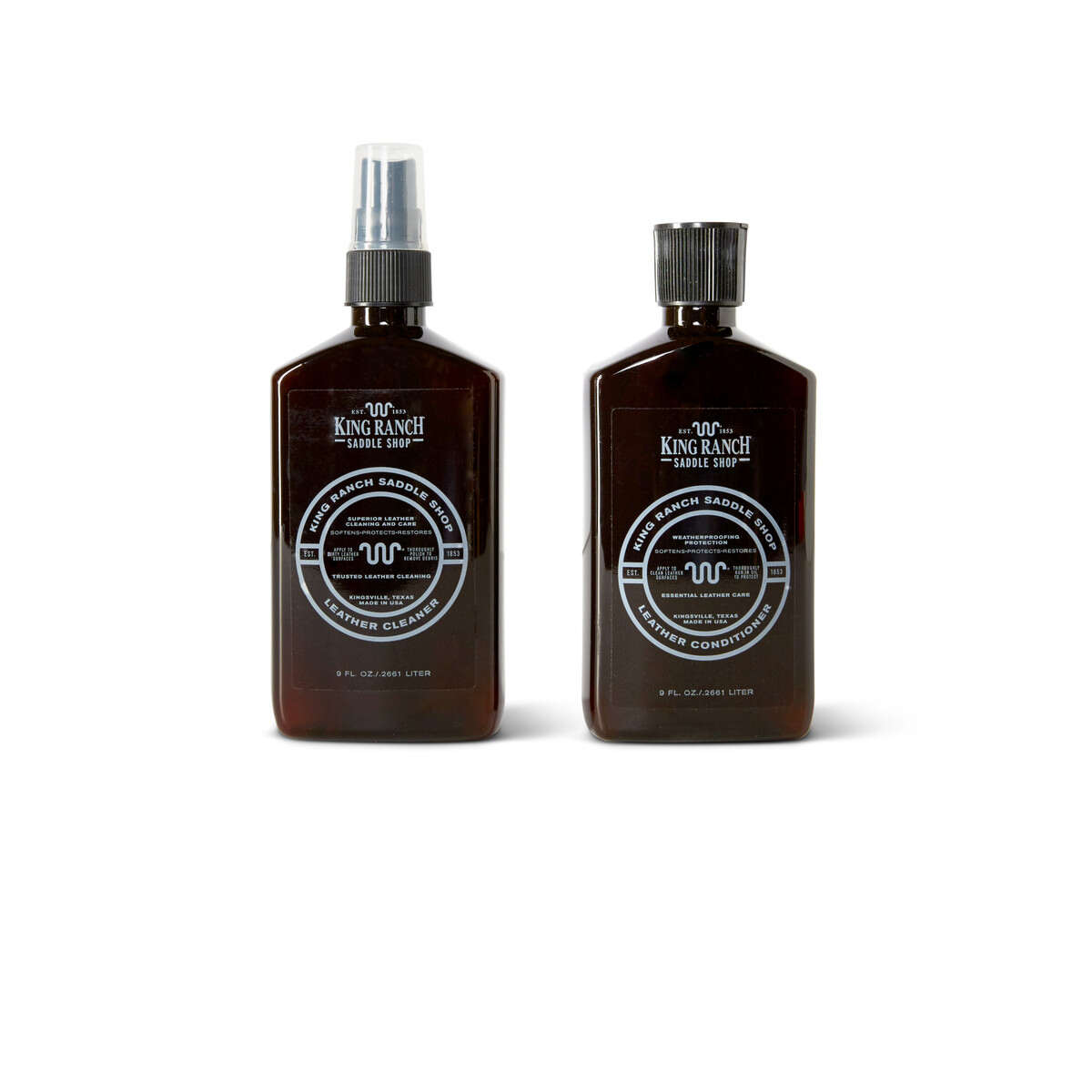 KING RANCH LEATHER CARE SET
