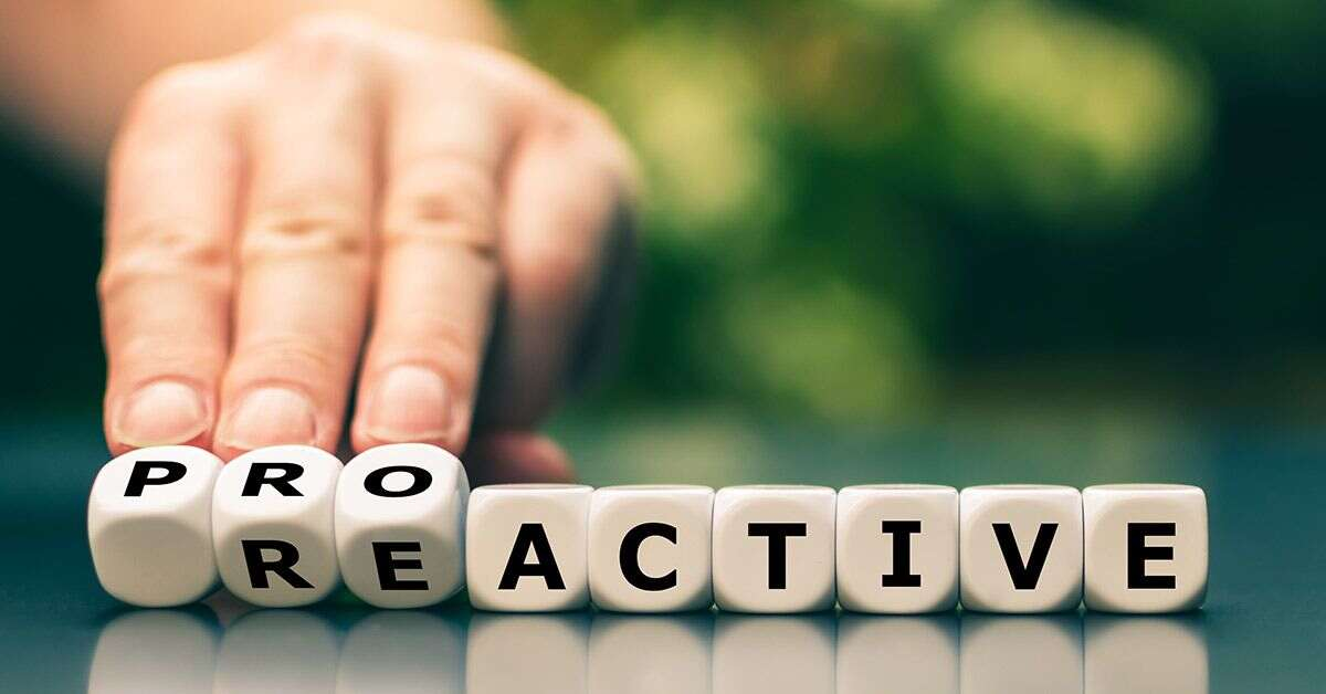 Proactive vs. Reactive: How Savvy Use of Analytics Helps Contact Centers  Navigate and Adapt to Uncertainty   NICE inContact