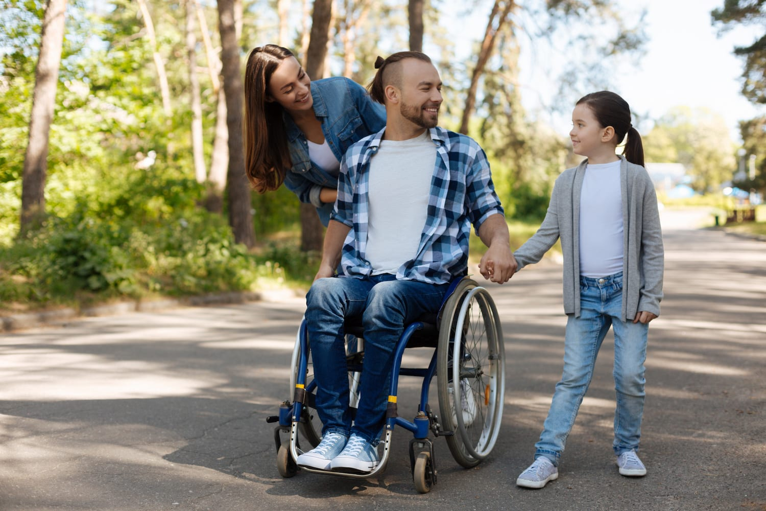 accessible minivans for parents with disabilities