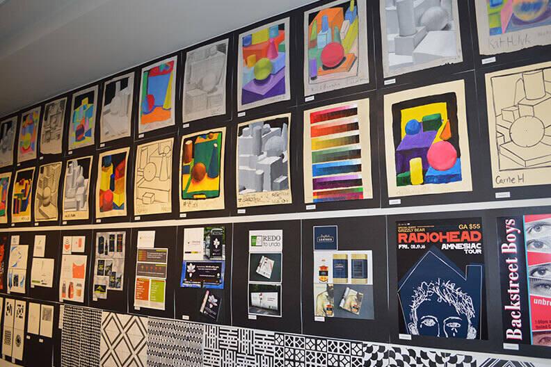 Image result for high school art