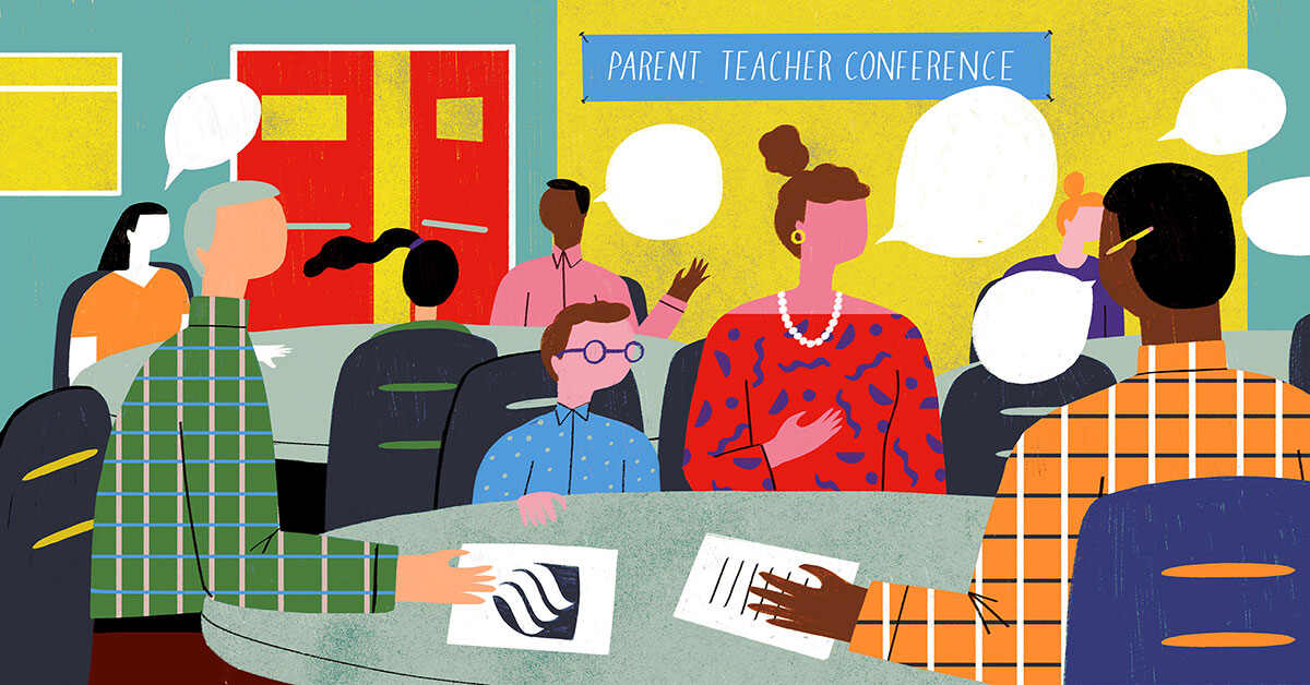 What to Ask at a Parent-Teacher Conference: Before, During