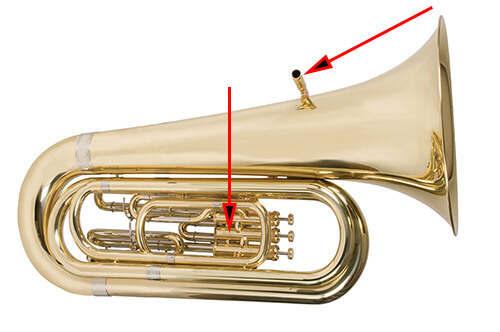 Baritone and Tuba