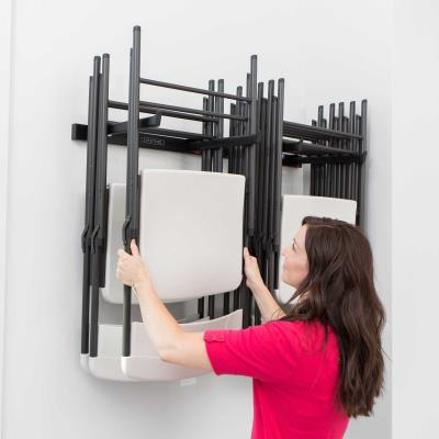 Wall Mounted Chair Rack