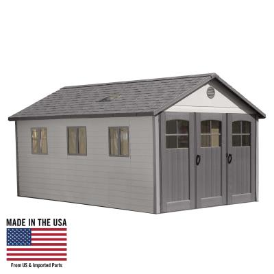 11 Ft X 21 Outdoor Storage Shed