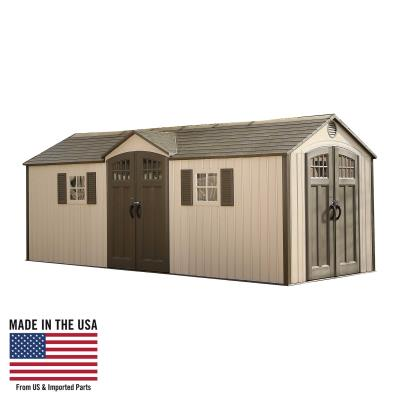 20 Ft X 8 Outdoor Storage Shed