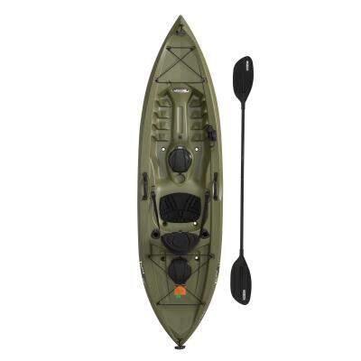 Lifetime Tamarack Angler 100 Fishing Kayak Paddle Included