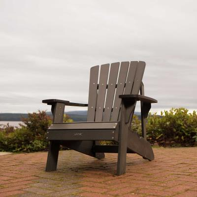 Black Lifetime 60284 Adirondack Chair
