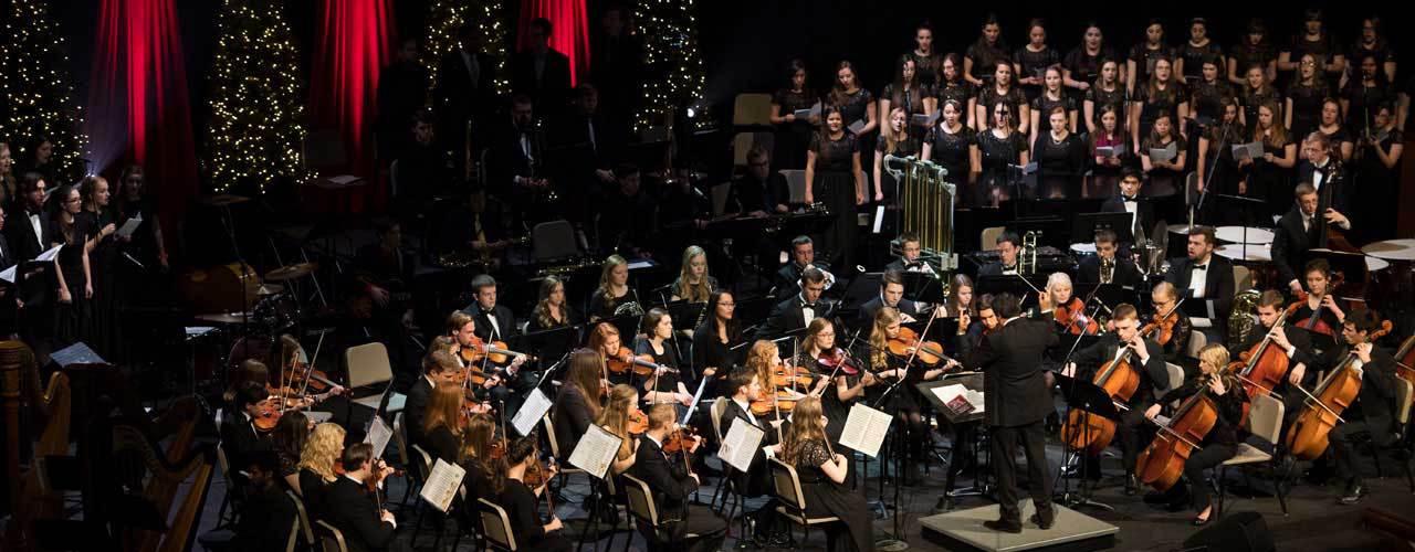 Community Christmas Celebration | Cedarville University