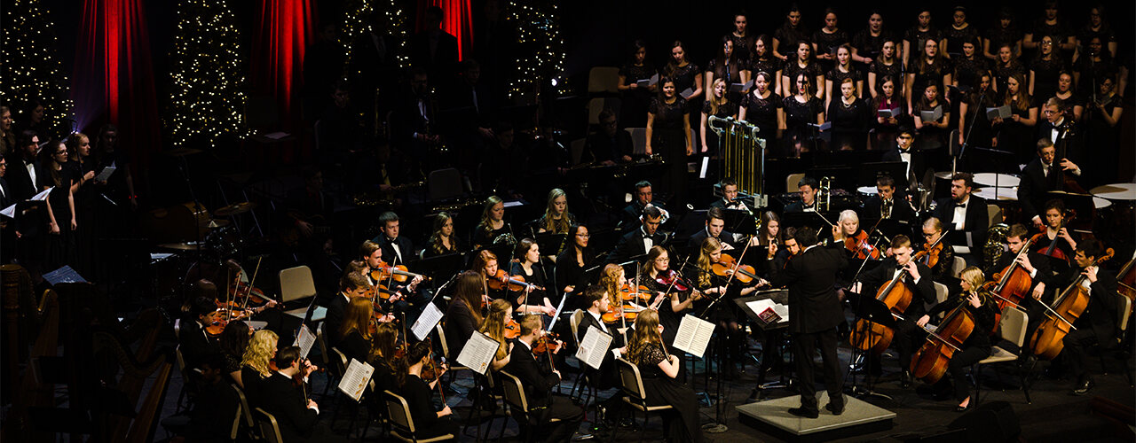 Community Uniting at Annual Christmas Concert | Cedarville University