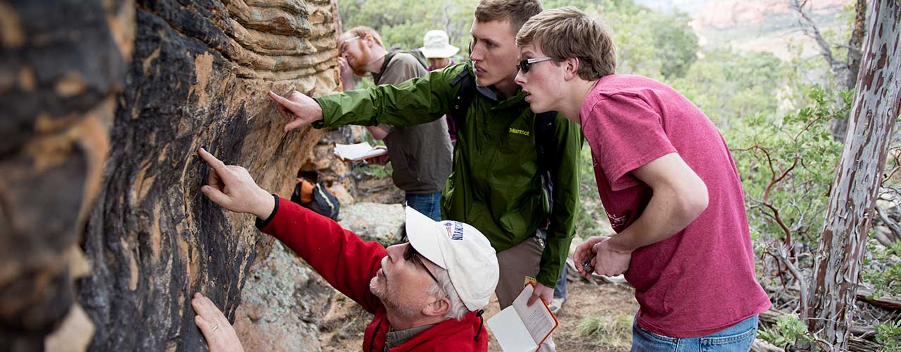 Bachelor Of Science In Geology Cedarville University