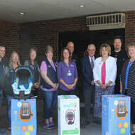 Car Seat Donation Event