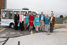 shuttle bus dedication