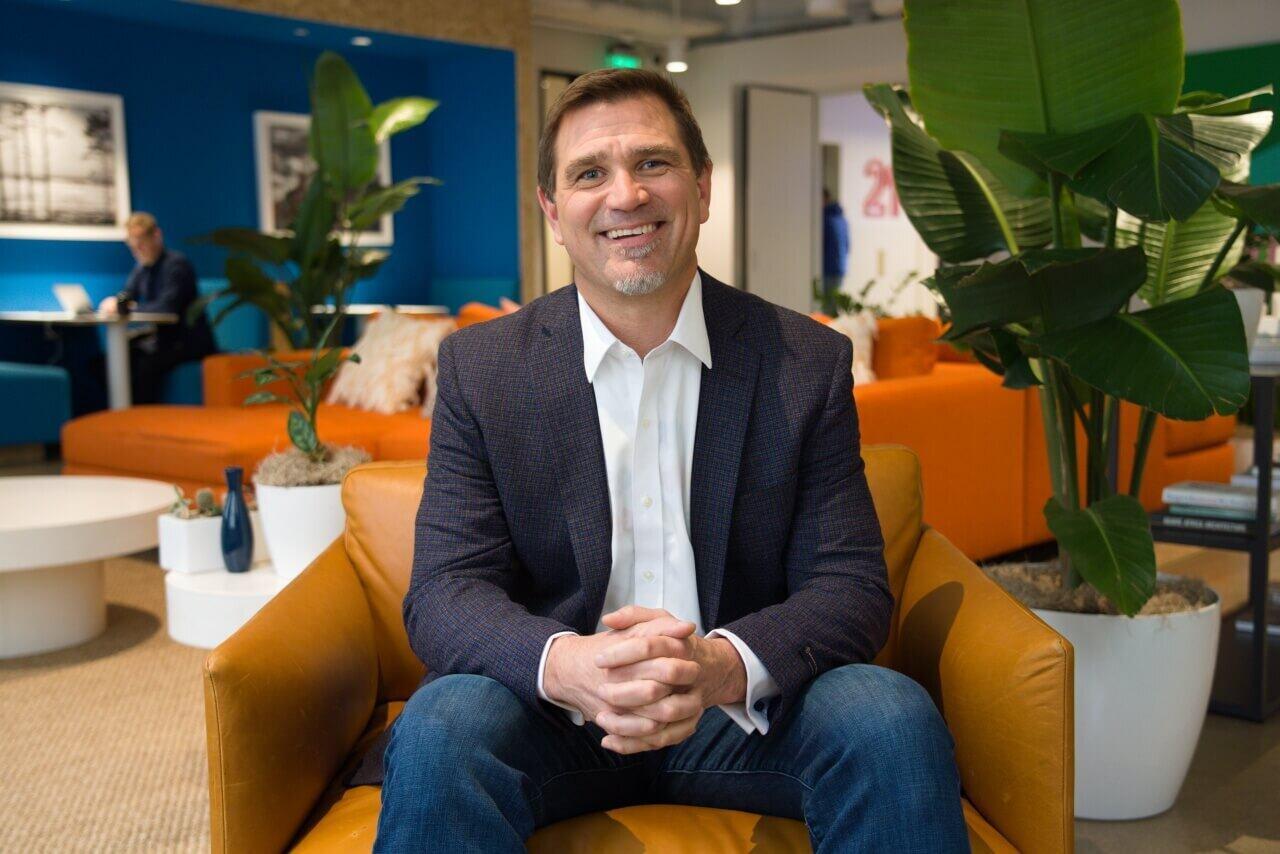 Dave Landa, Kintone CEO
