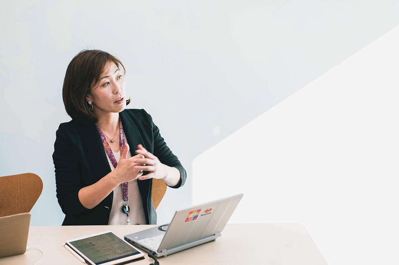 Yumika Nakane - Cybozu