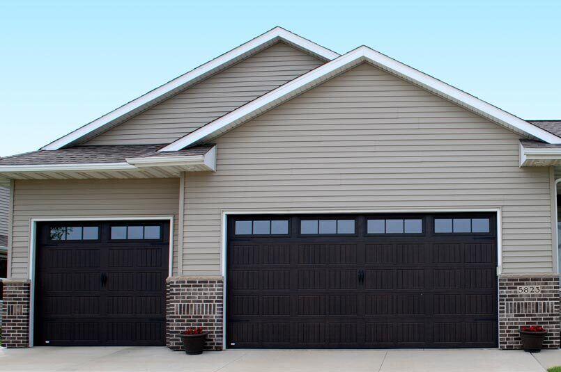 Insulated Garage Doors Overhead Door, Can You Insulate A Metal Garage Door