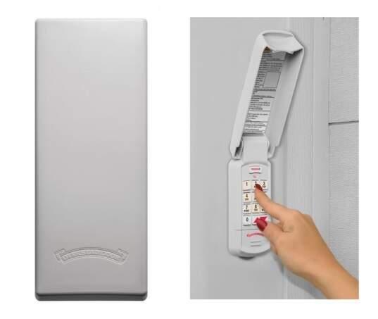 garage door opener universal wireless keypad