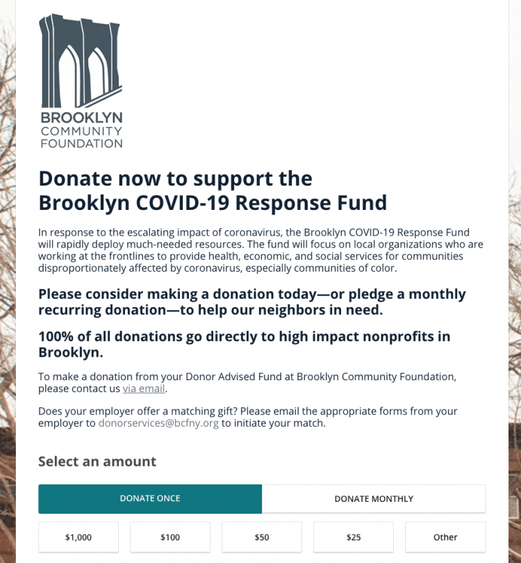 6 Creative Coronavirus Fundraising Campaigns Classy
