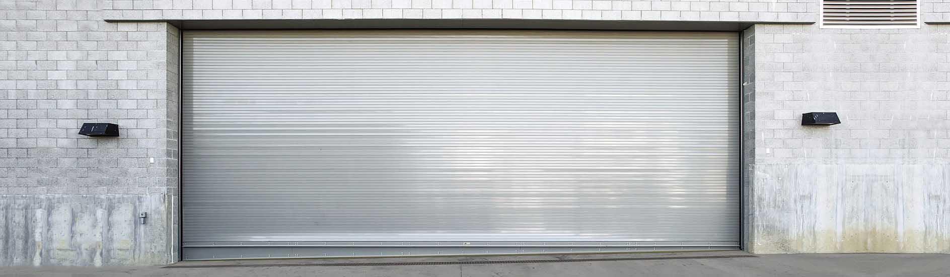 Rolling Steel Doors Industrial And, Commercial Steel Roll Up Garage Doors