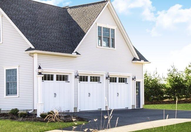 garage door sold at Lowes