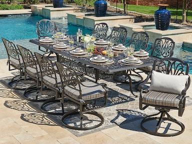 grand estate outdoor dining room sets