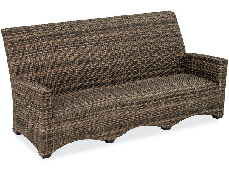 Outdoor Patio Sydney Husk, All Weather Wicker Furniture No Cushions