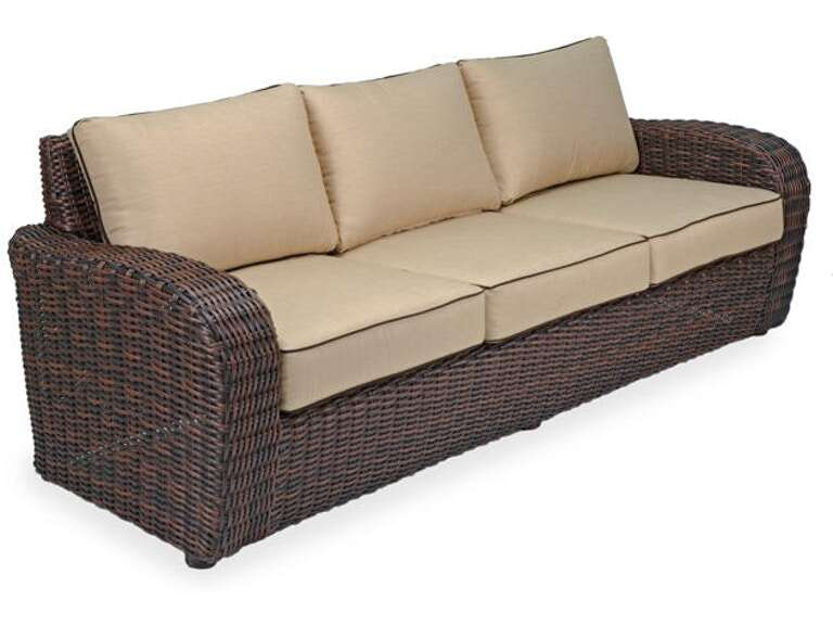 Seating Woven Outdoor Wicker Sofa