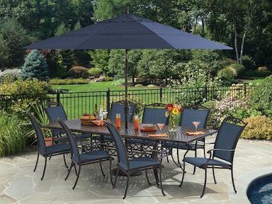 Bellagio Sling Dining Furniture Fortunoff Backyard Store Houston Tx