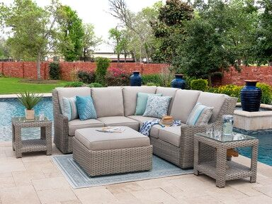 Outdoor Furniture Sectionals