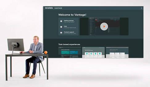 Technical walk through with Teradata Vantage expert