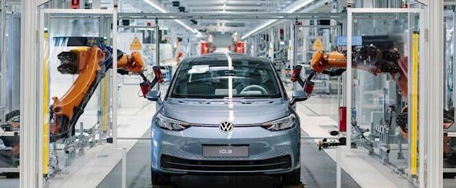 Spot welding analytics with VW and Teradata
