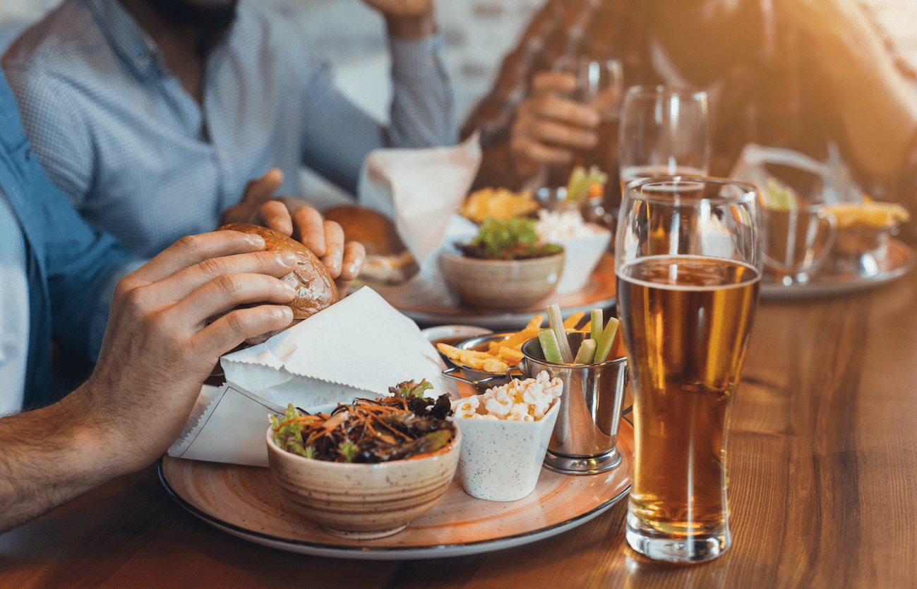Ideas For Adding Food To The Menu At Your Brewery S Taproom And Patio