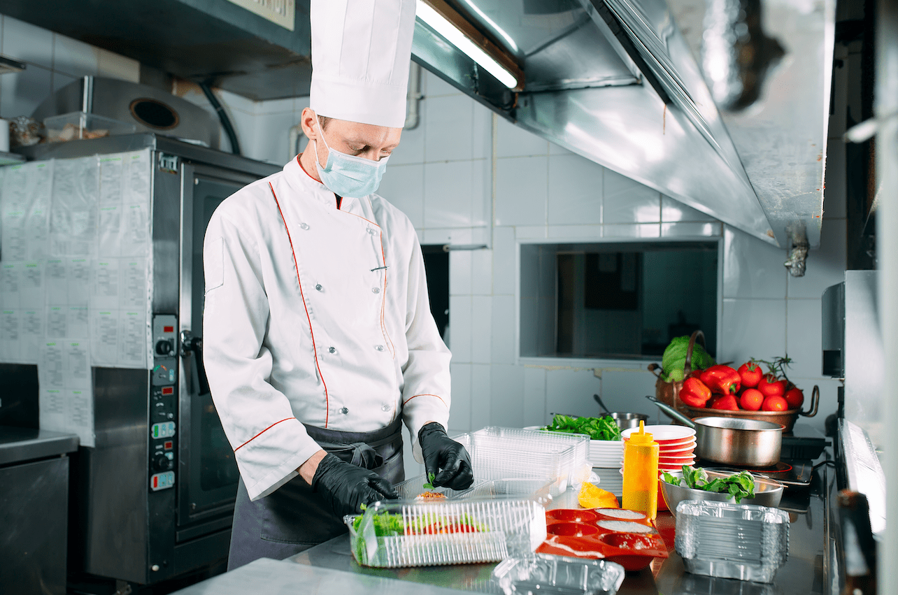 Chef PPE