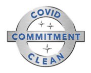 Covid Clean Logo Large