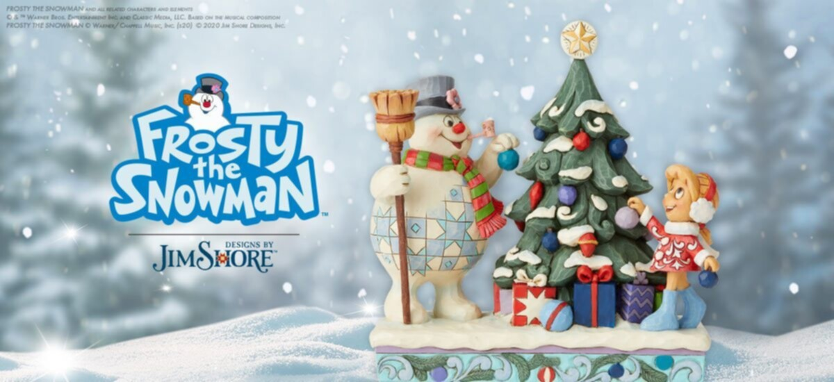 Frosty the Snowman by Jim Shore