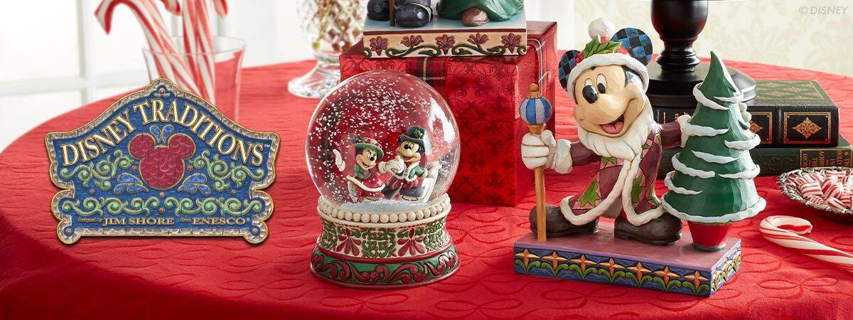 Jim Shore Disney Traditions Enesco Gift Shop