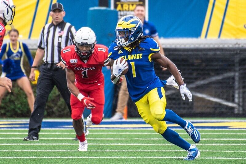 UD's 2020 football schedule | UDaily