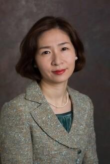 Myae Han, professor of human development and family sciences.