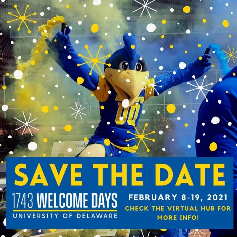 Ud Academic Calendar 2021 UD welcomes new and returning Blue Hens