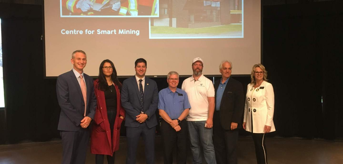 Cambrian College Named National Centre For Mining Applied Research Cambrian College
