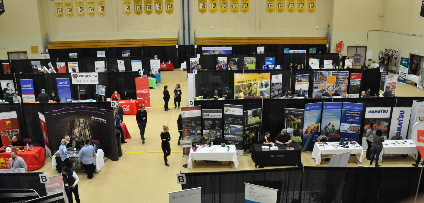 A Clear Look At Your Next Career Move Cambrian College Hosts Career Fair Conference Set For February 4 Cambrian College