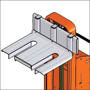 Plaform 32 Stationary Presto Lifts Ac Lifter