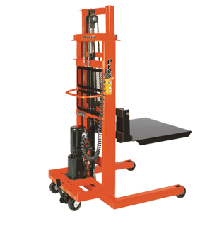 HYD Stacker 1000 lb 76 in Lift 92 in H