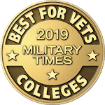 2019 military friendly award