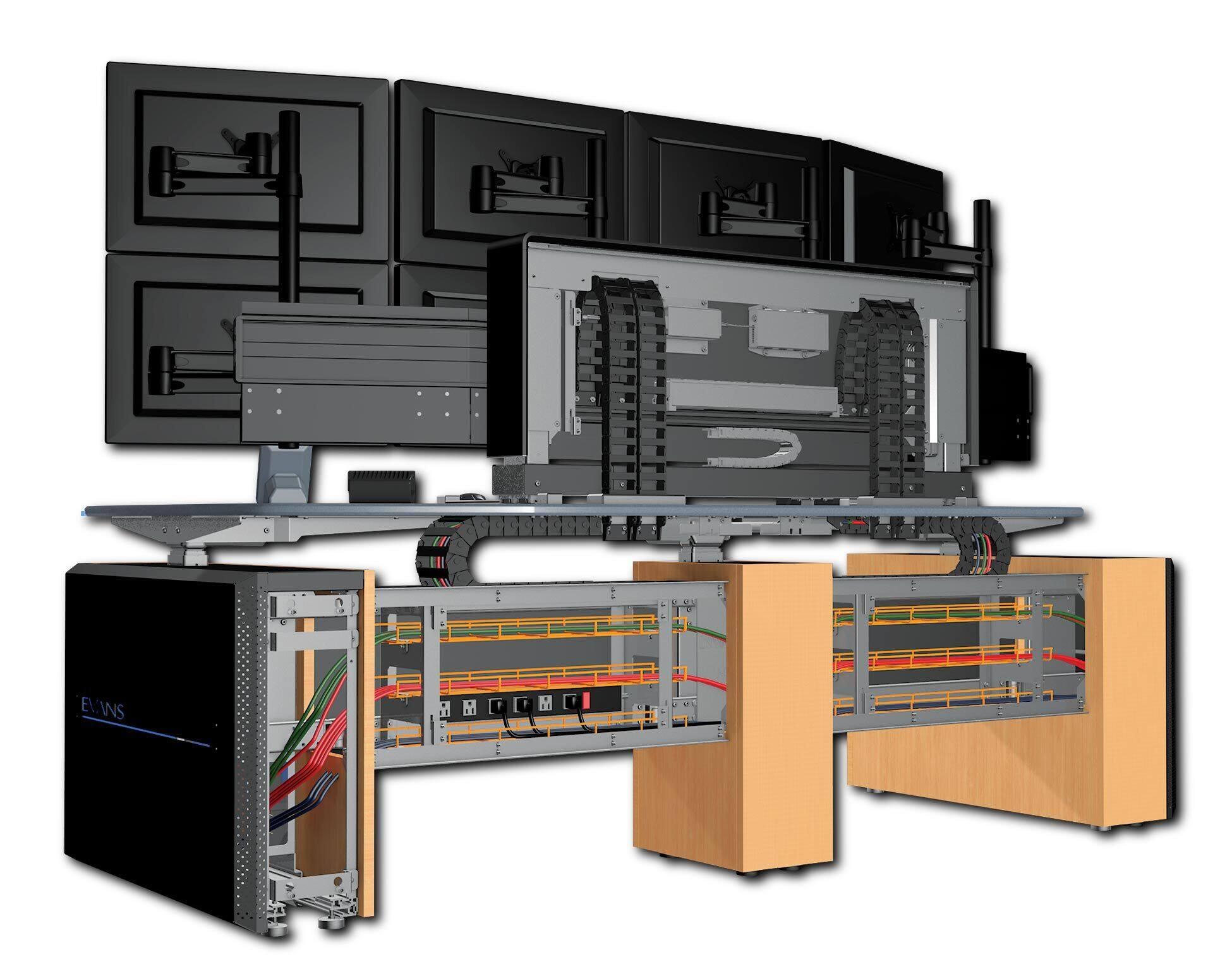 Dispatch-Cable-Management-Evans-NEXTGen-Console