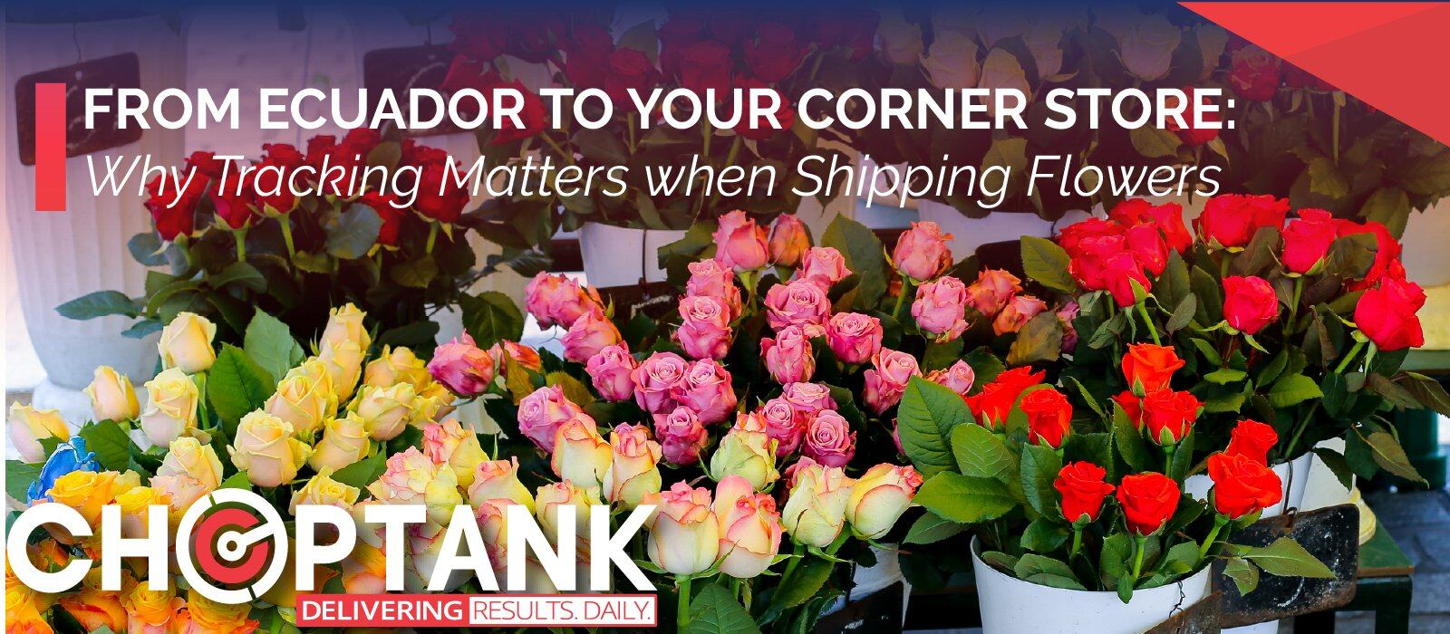 shipping flowers
