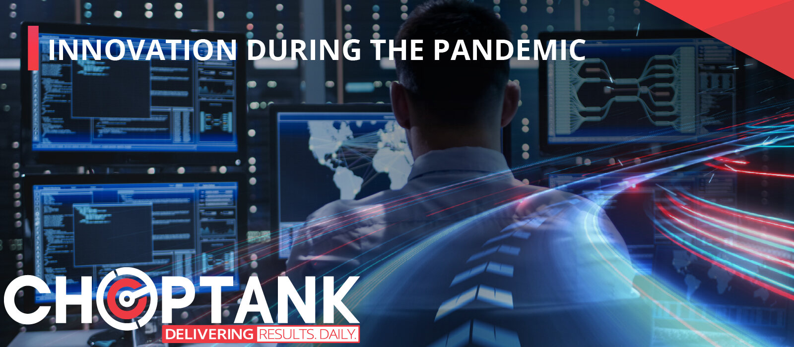 Innovation during the pandemic