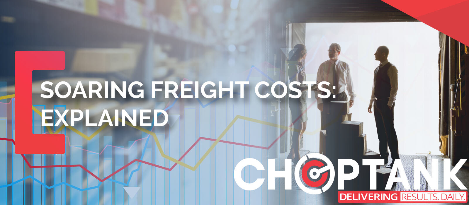 soaring freight costs